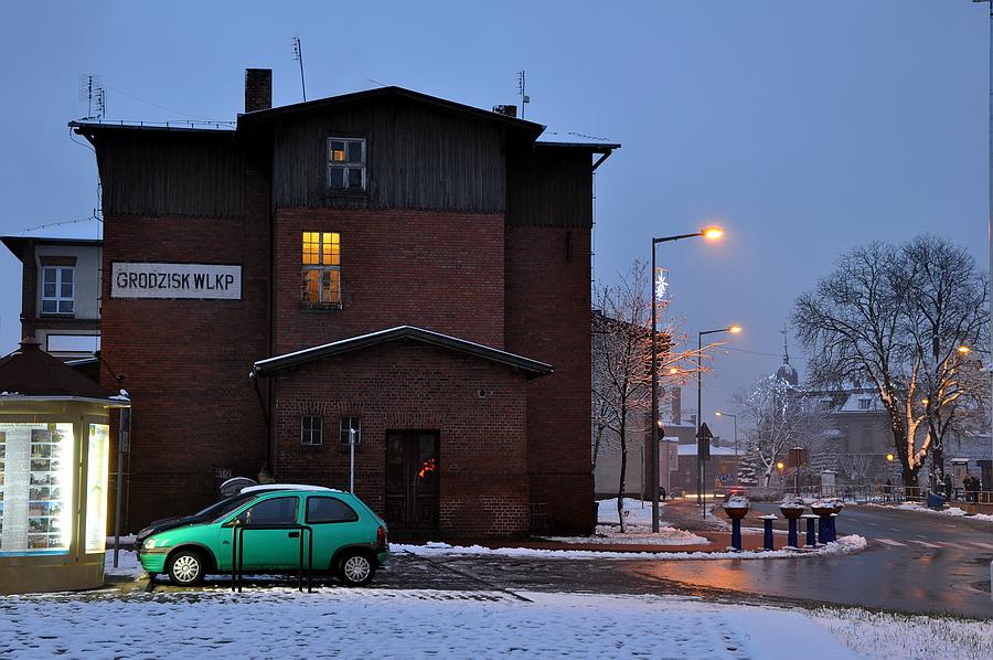 dworzec-kolejowy Grodzisk Wlkp.