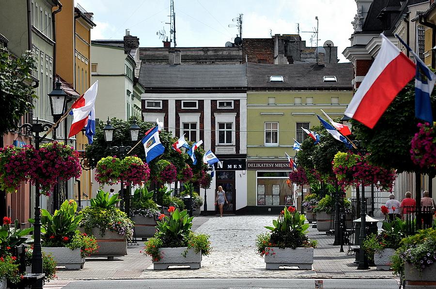 flagi Grodzisk Wlkp.