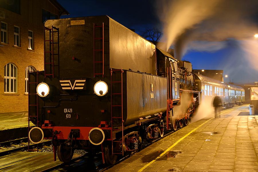 dampflokomotive Ol-49 grodzisk