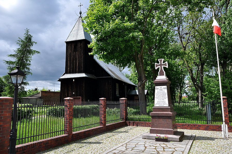 kościół św ducha Grodzisk Wlkp.