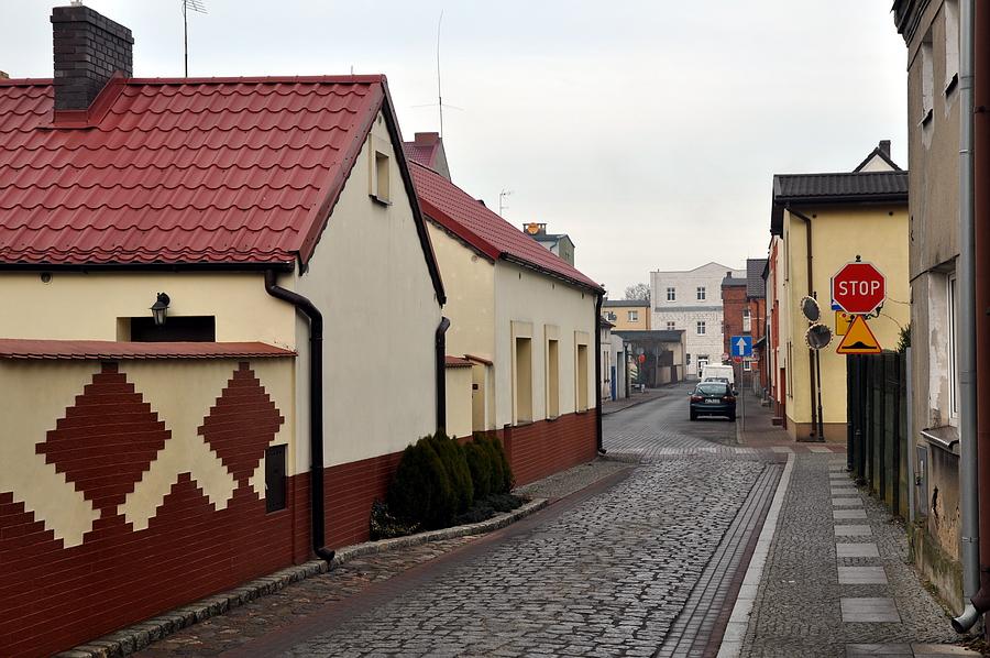 Grodzisk Wlkp. uliczka