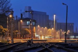 Grodzisk Wlkp stacja kolejowa
