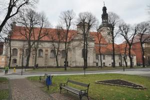 klasztor Grodzisk Wlkp.