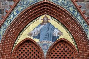 mozaika kościół