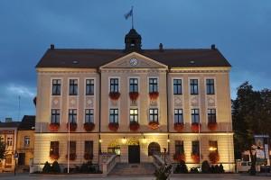 rathaus polnische stadt