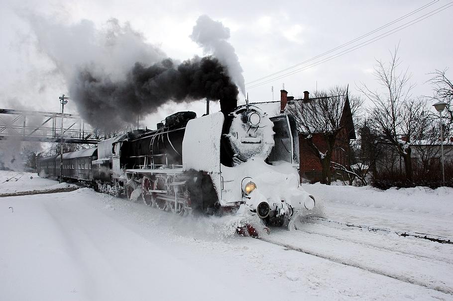 Zima 2010 Grodzisk