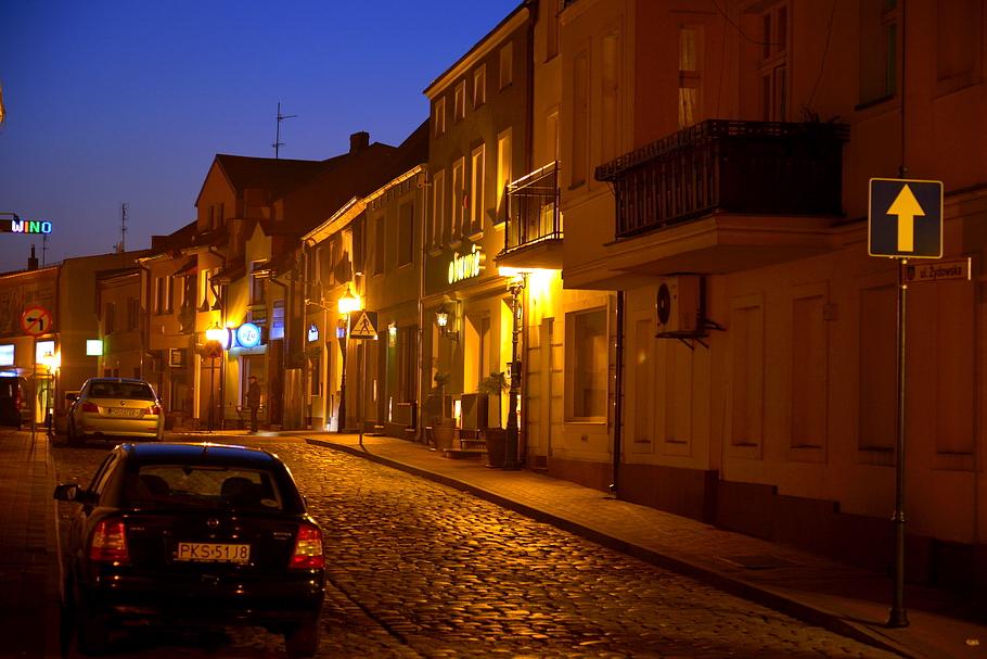 Grodzisk Wielkopolski - stare miasto