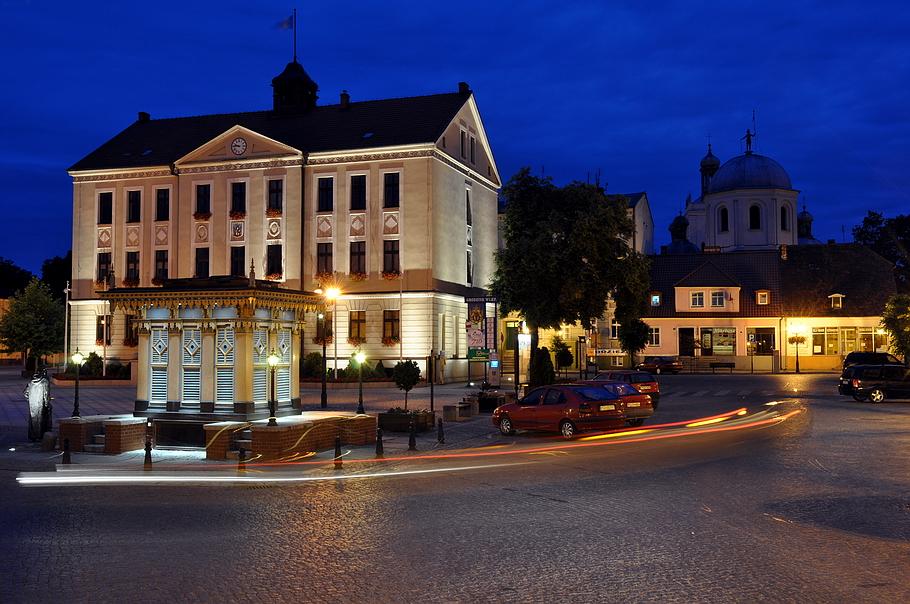 Stary Rynek Grodzisk Wlkp.