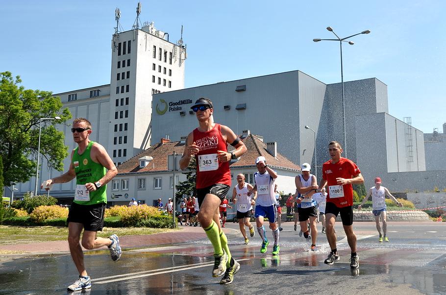 Półmaraton Grodzisk Wlkp.