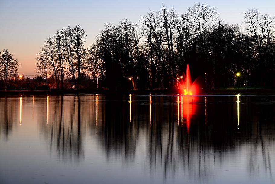 Grodzisk Wielkopolski Park